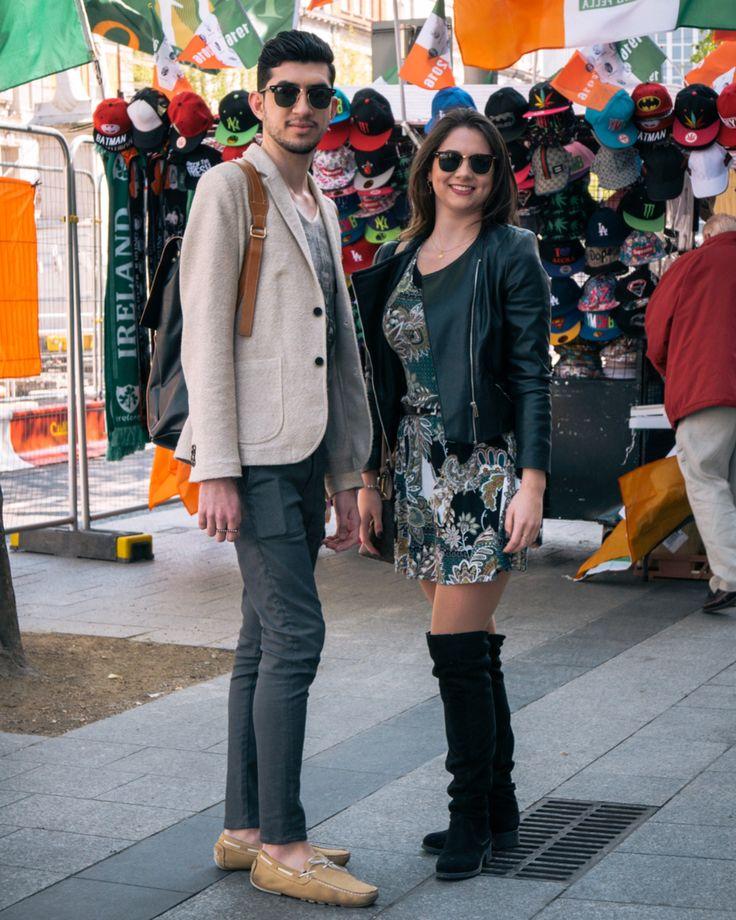 Brazilian fashion in Dublin