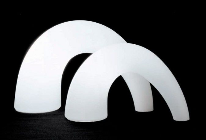THOR table lamp designed by Luciano Pagani & Angelo Perversi for FONTANA ARTE.     http://santiccioli.com/en/collections/?filter=product&name=thor