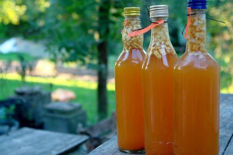 Apfelsaft selbst herstellen - und bei Bedarf roh konservieren.