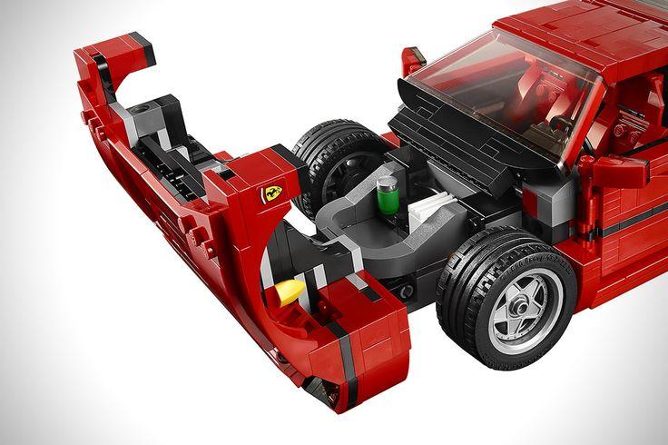 LEGO Creator Ferrari F40 6