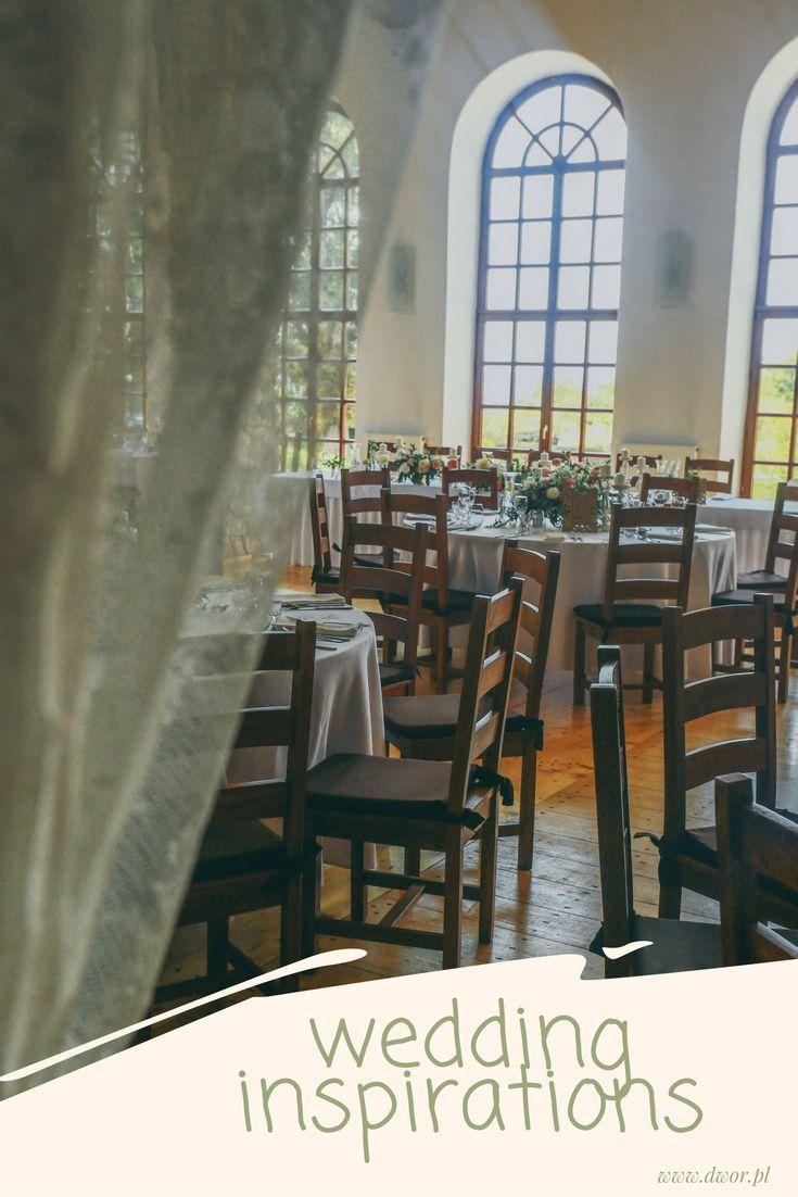 Najpiękniejsze wesele w Dworze w Tomaszowicach - Sala Oranżeria / The most beautiful wedding venue in Tomaszowice Manor - Orangery