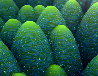 """Check out new work on my @Behance portfolio: """"Organic Forms"""" http://on.be.net/1WdGdN7"""