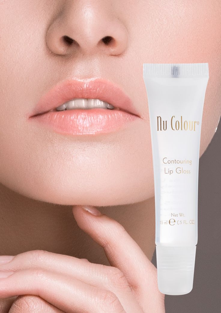 NU COLOUR® CONTOURING LIP GLOSS CRYSTAL CLEAR* This high-shine contouring lip gloss in Crystal Clear features an oligopeptide that defines and contours your lips. The more you wear it, the fuller and shapelier your lips will look. *Not all products in the picture are available in all markets, please check your local market's website or price list for more information.