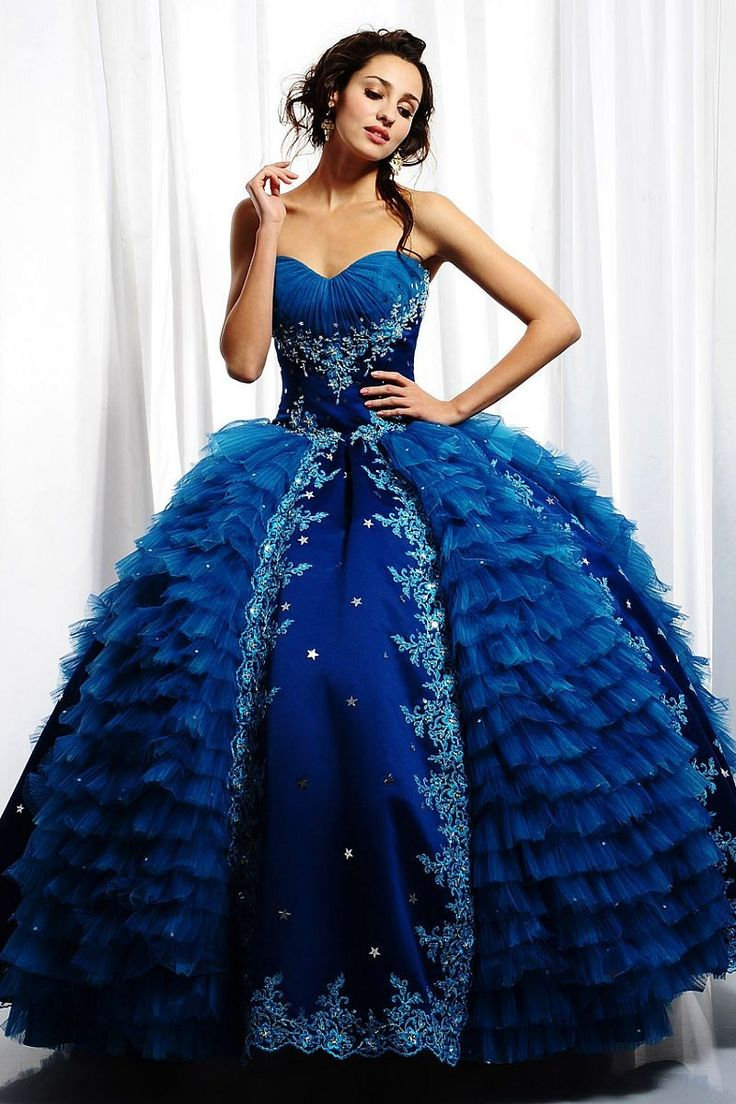 19 best Awesome Ball Gown Prom Dresses Ideas images on Pinterest ...