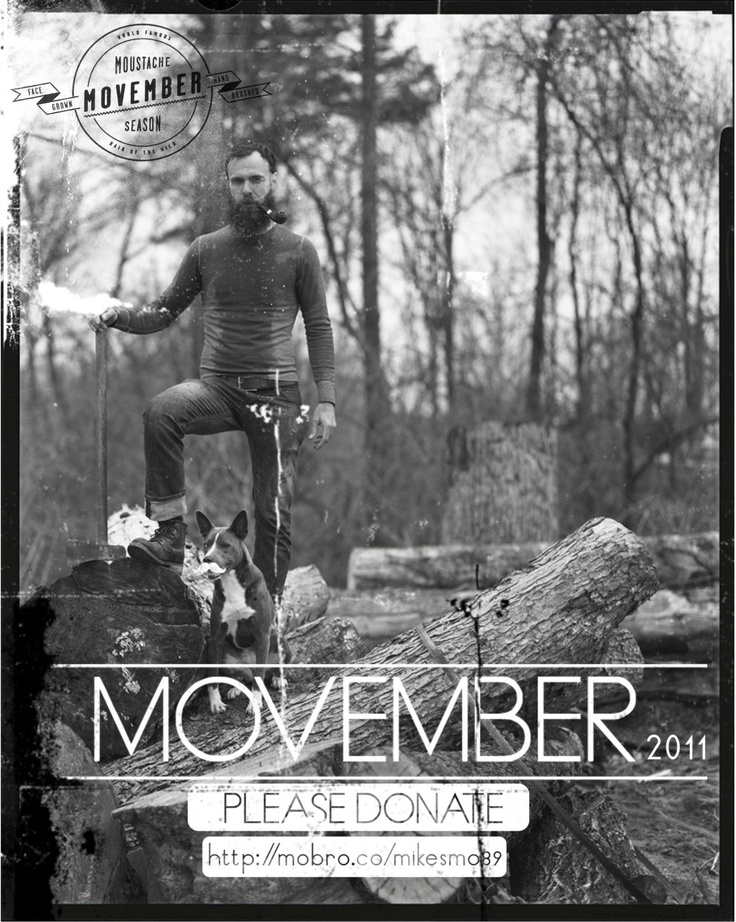 a poster done for fun for november
