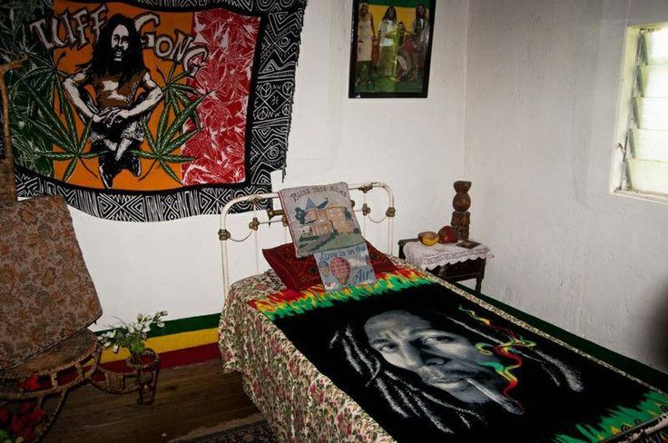Дом-музей Боба #Марли, #Кингстон, #Ямайка