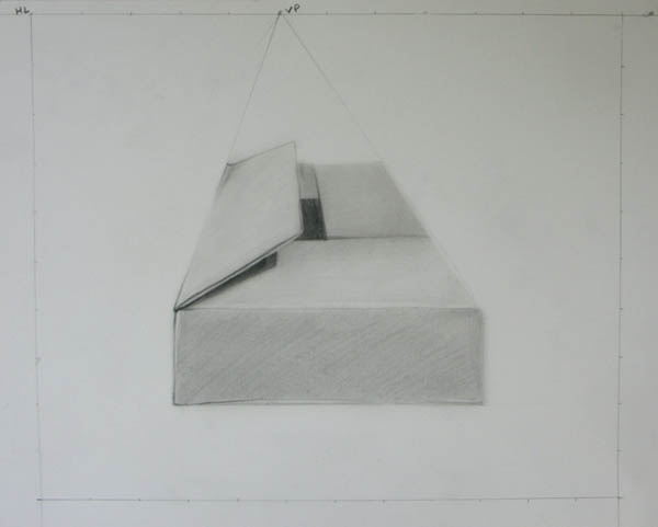 Beginning Drawing: One-point Perspective