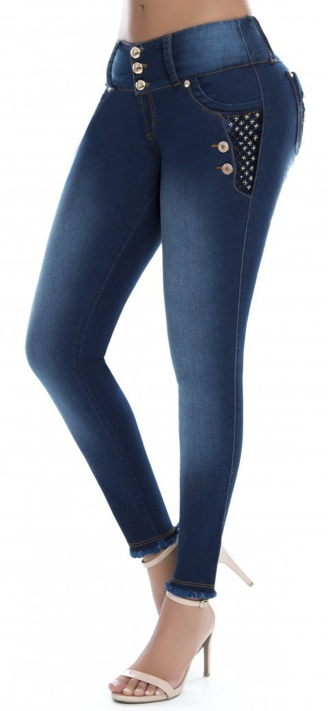 Jeans levanta cola REVEL 56153
