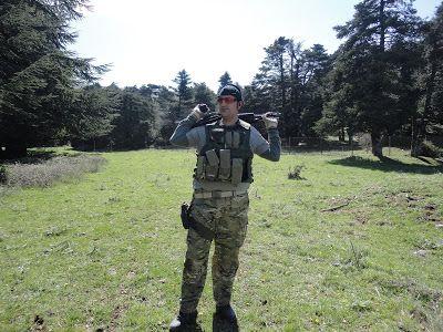 Pirates P.M.C. Airsoft Squad: Μια ωραία βόλτα στο δάσος