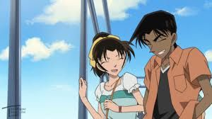 heiji and kazuha - Google Search