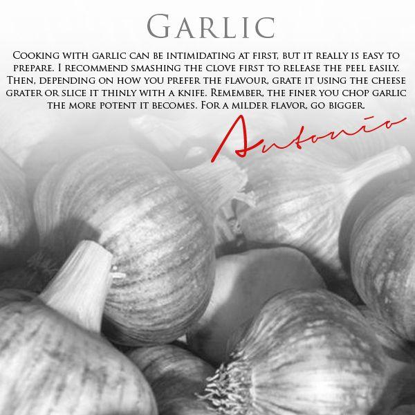 GARLIC TIP