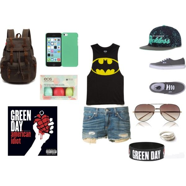 """American Idiot"" by anellis on Polyvore"