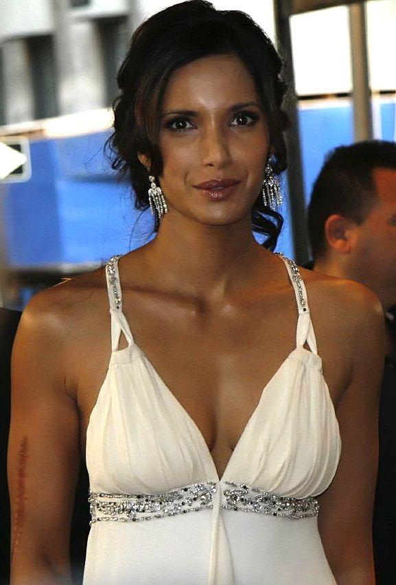 First Indian #model to walk the ramp on international runway – Padma Parvati Lakshmi
