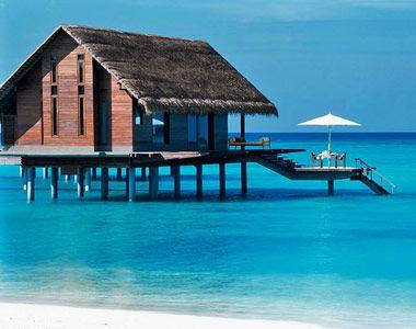 The Maldives.....I need a one way ticket please!