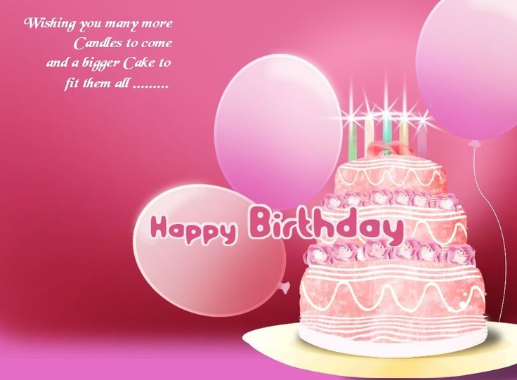 Best Things To Wear Images On Pinterest Happy Birthday Quotes - Birthday cake wishes quotes