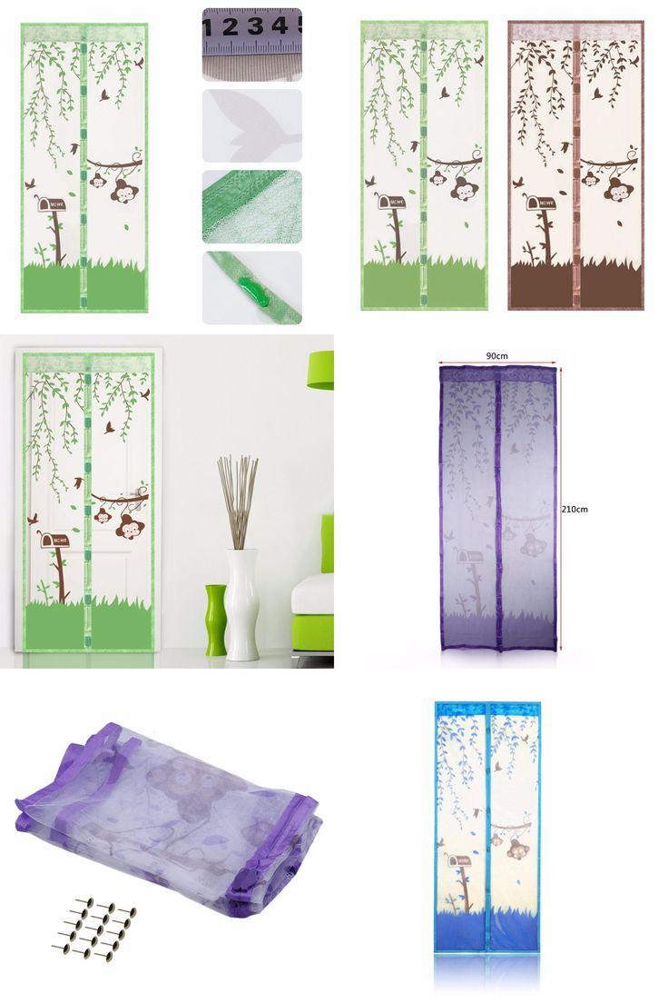 Best 25 mesh screen door ideas on pinterest mesh screen patio visit to buy 1pc best durable magnetic mesh screen door mosquito net curtain protect vtopaller Images