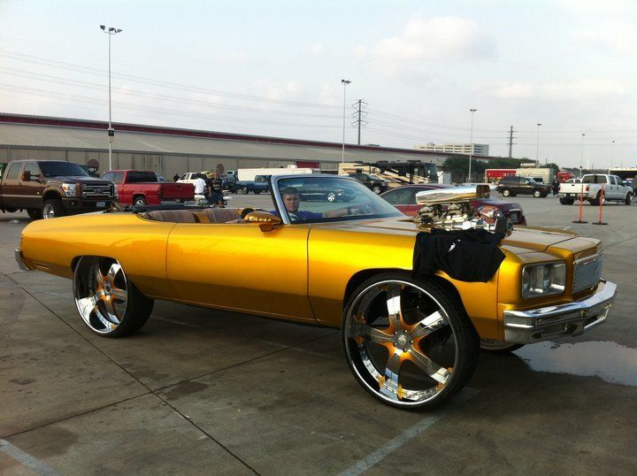 Best Donk Riders Images On Pinterest Candy Paint Custom