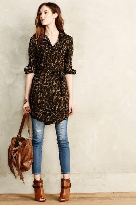Tylho Easton Tunic #anthrofave