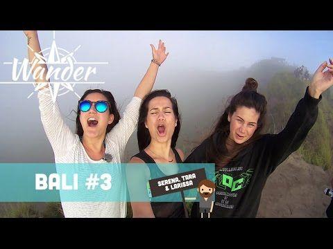 Zusjes Verbon #7: Trotseren mythische vulkaan - Wander Bali