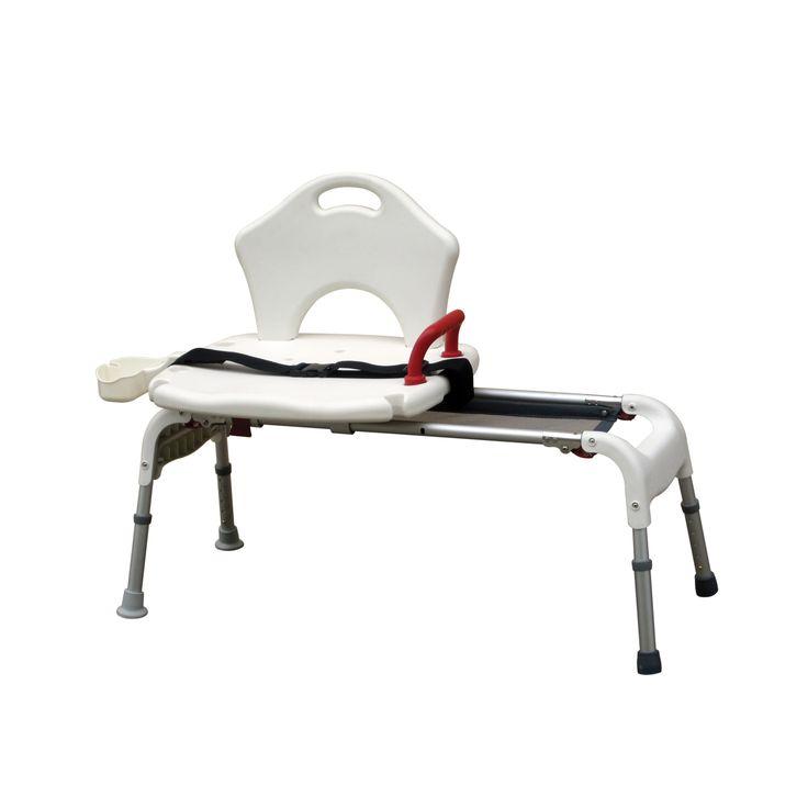 Drive rtl12075 Folding Universal Sliding Transfer Bench