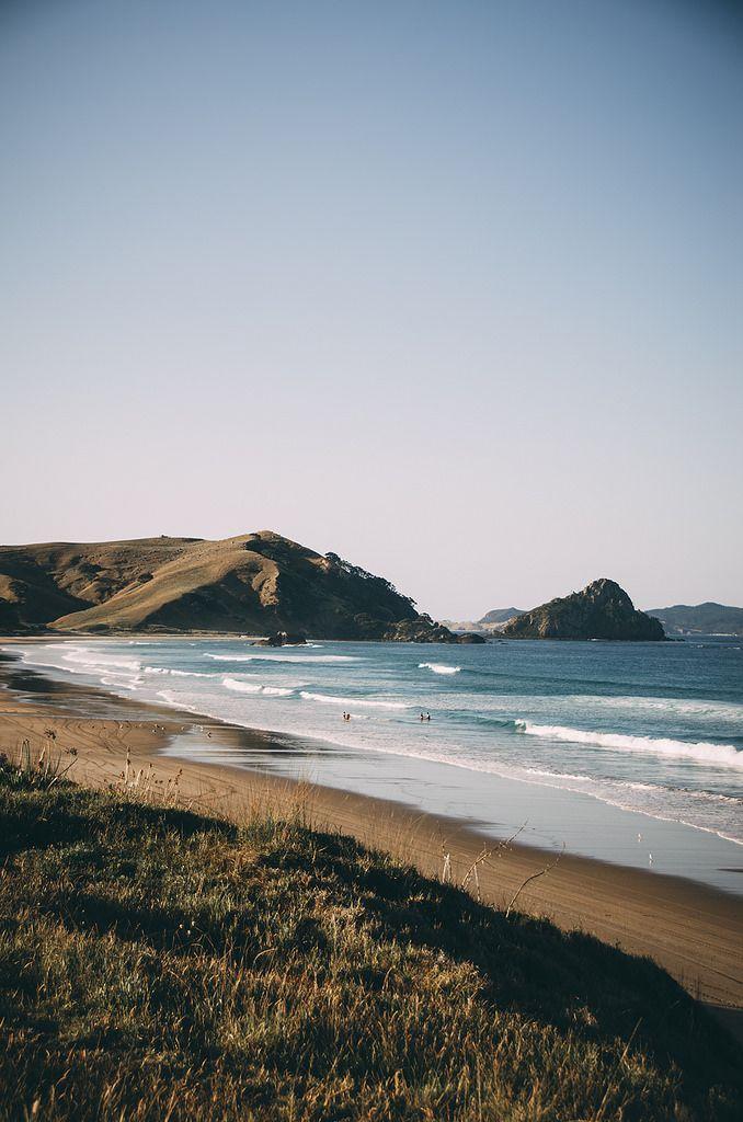 Opito Bay Coromandel, New Zealand