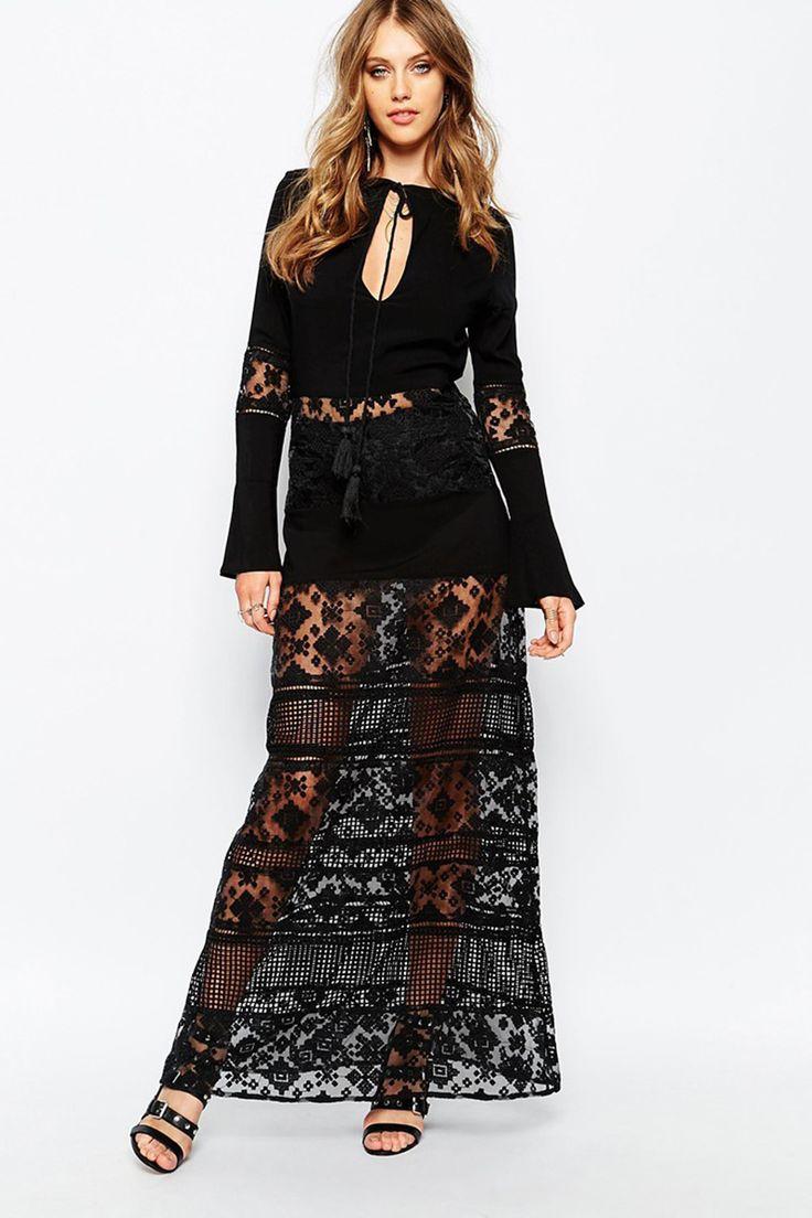 Stevie May San Antonio Maxi Dress