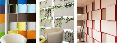 Ibercons Arquitectura + Diseño: Paneles Decorativos Versátiles para Decoración