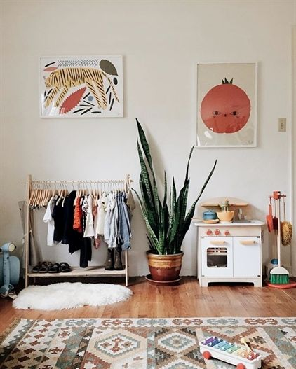 rearranging the kids' room today. edith is crawling around now, so i need to get…