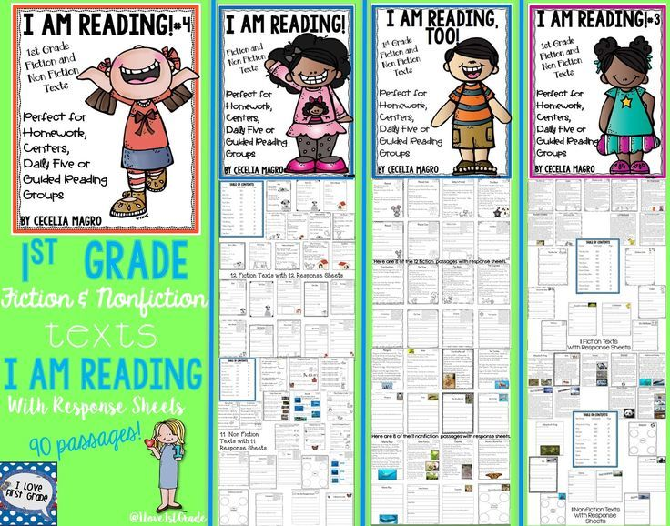 90 original first grade leveled reading passages and close reading activities perfectly aligned to Common Core Literature AND Informational reading standards! This pack could be used in a variety of ways - class-wide reading, homework, assessment, fluency work, reading comprehension practice, guided reading groups, or intervention. This is a BUNDLE of my best sellers I am Reading! at a 20% savings!