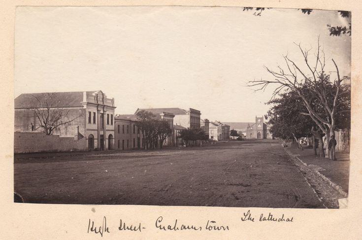 The 1865 census indicated that Grahamstown had a population of 8,072. Description from martinplaut.wordpress.com. I searched for this on bing.com/images