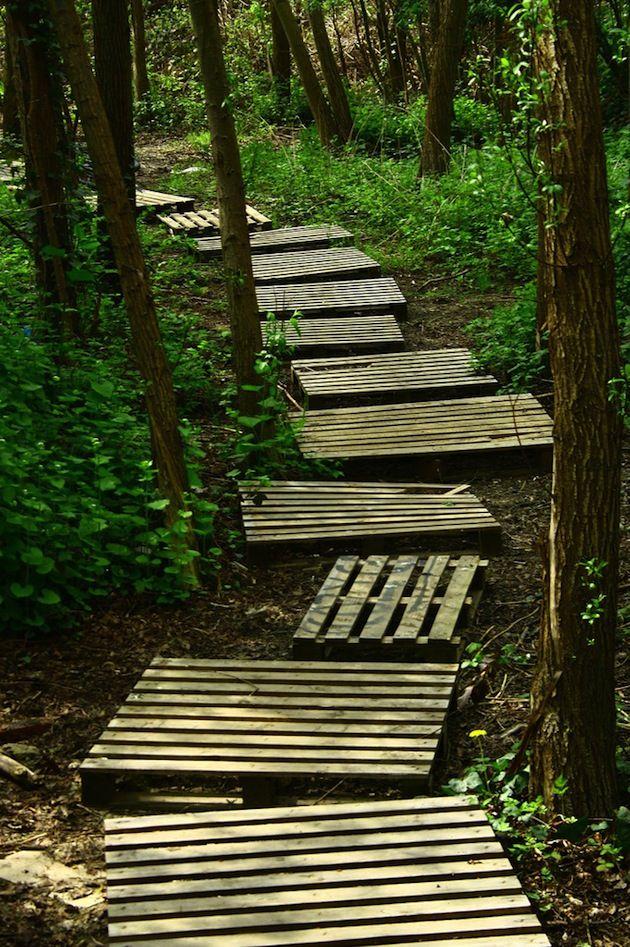 34 best Garden Pathway Design Ideas images on Pinterest Garden