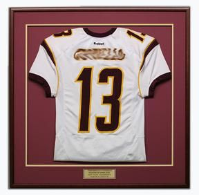 7 best sports memorabilia framing images on pinterest antique not for pros only highlight high school and college achievements as well by having school solutioingenieria Gallery