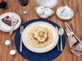 Aparelho de Jantar Chá Café 42 Peças Casambiente - Porcelana Redondo Millenium Royal Castle