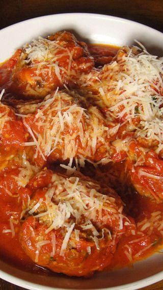 ... ingredients ground serious eats frankies meatballs frankies meatballs