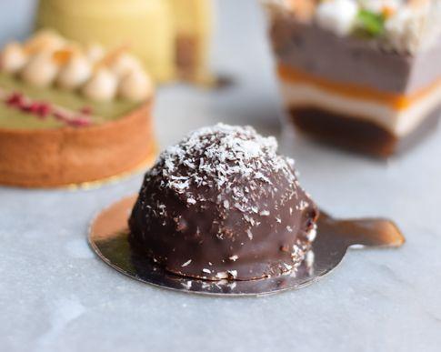 Vegan dessert bar - soft serve! Boys and girls fitzroy