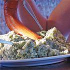 Een heerlijk recept: Boerenkool met worst van Pierre Wind