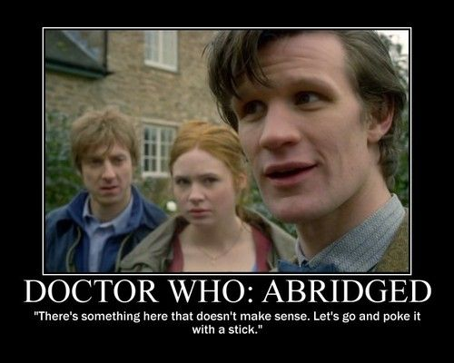 This is why I love Doctor Who