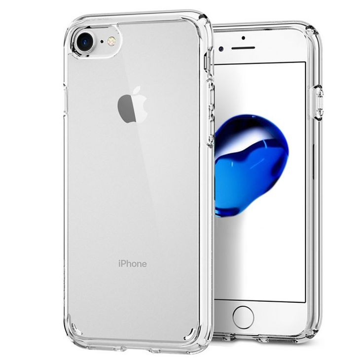 iPhone 8 Case,iPhone 7 Case, Znoble Cover Shock-Absorption Bumper and Anti-Scratch Clear Back for Apple iPhone 8 (2017),iPhone 7 (2016),4.7 Inch (HD Clear). Apple iPhone 8/7 Case,Compatible with iPhone 8/7 Release,include iPhone 8/7 Tempered Glass Screen Protector. Crystal clear hard PC case and TPU bumper construction flaunts phone's original design and offer grip and a slim profile. Intense transparency flaunts original phone design ,PC back provides long-lasting clarity,Great Fit for...