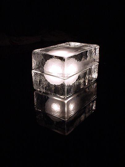"""The Johanson Collection: """"Block Lamp"""", by Harri Koskinen"""