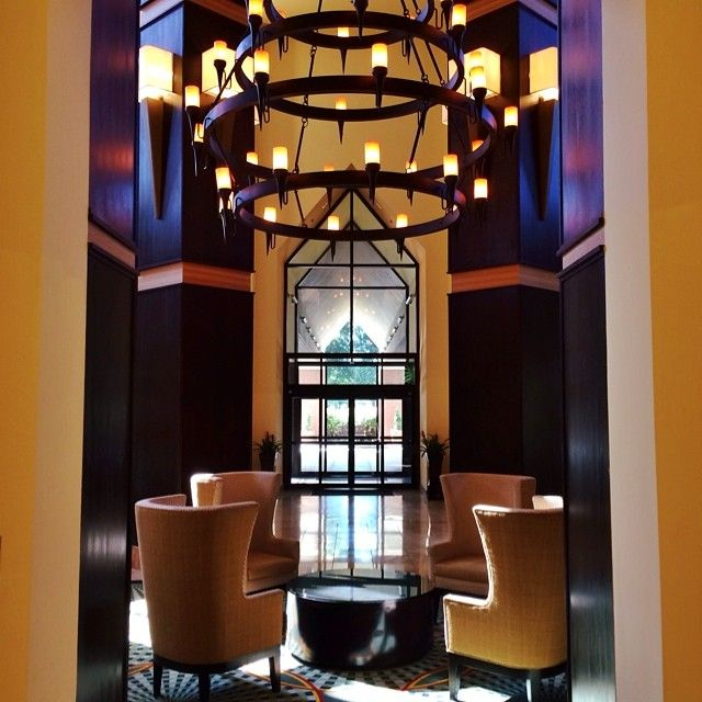 EDG Interior Architecture Design At Hyatt Regency Dallas