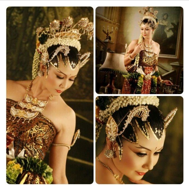 Bride of Paes Ageng Yogyakarta - Someday I would wear this on my SPECIAL day :)