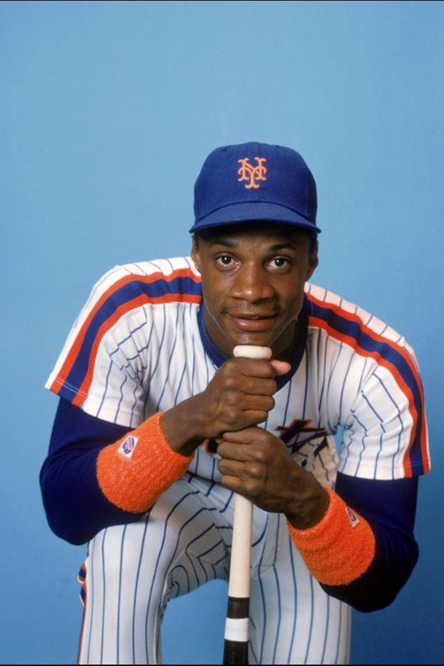 Darryl Strawberry-- NY Mets