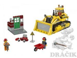 649 60074 LEGO CITY - Buldozer