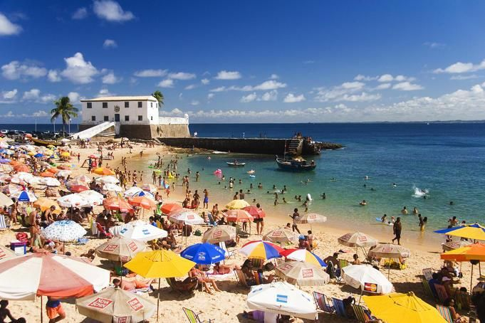 Enjoy the lushes of the scenic and sensational city of Salvador as Tap Portugal flies you to Brazil in the cheapest of fares.