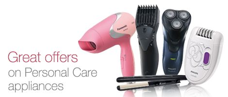 Grab Huge Discount Offers On Branded Personal Care Appliances