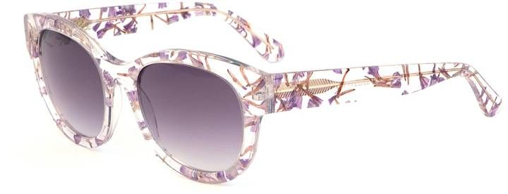 Heidi London - Forget Me Not Square Sunglasses