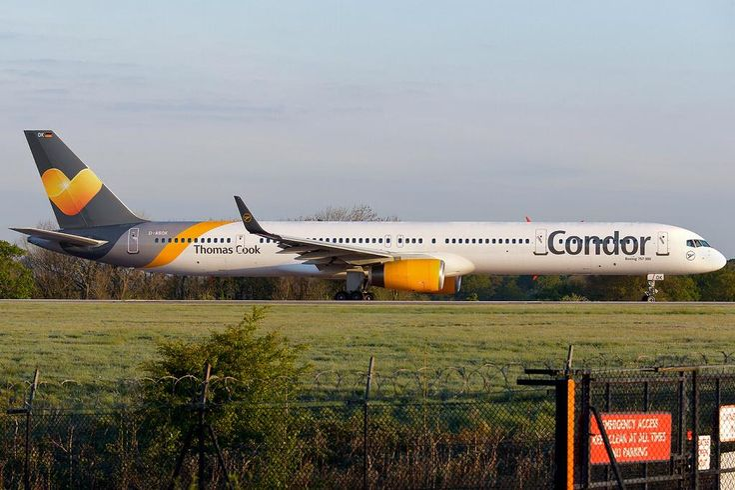 Condor (Condor Flugdienst), Germany - Boeing 757-300 at Manchester AP, UK