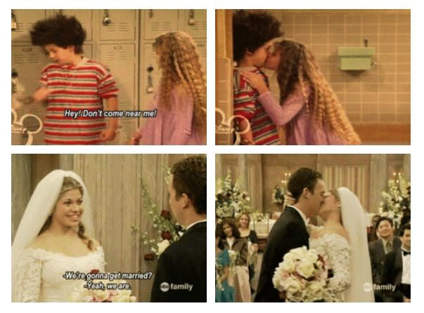 Boy Meets World <3 Everybody needs a love like Cory and Topanga