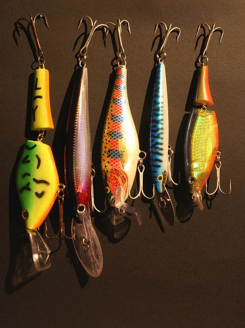want to go fishing? how about trying this unique fishing lure, like it?
