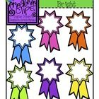 This set has 6 crisp, colorful images and 1 black and white version of the award ribbon. All files are in png formats. These fun images are perfect...